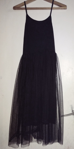 [CHICEVER] 2020 Sexy Off Shoulder Summer Women Dress Female Loose Spaghetti Strap Mesh Ladies Party Dresses New Clothing|ladies party dress|women dresssummer women dress - AliExpress