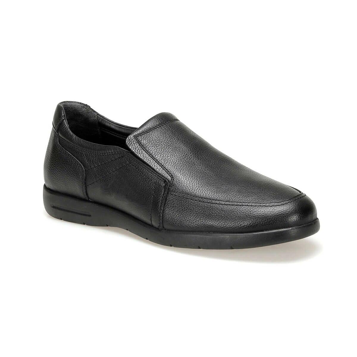 FLO 92.100905.M Black Male Shoes Polaris 5 Point