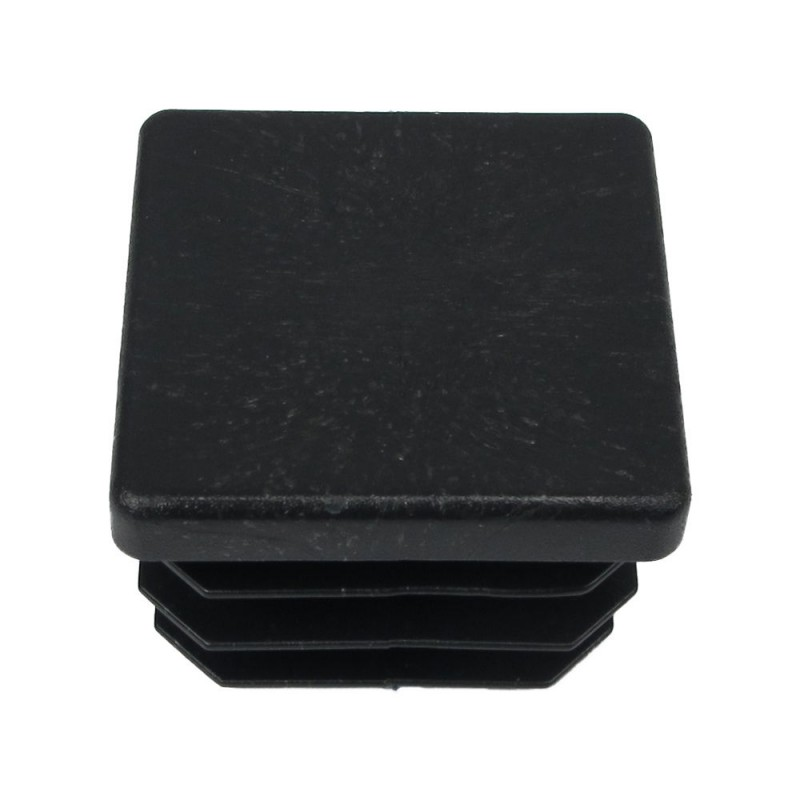 Cone Square Black 35x35mm. Blister 4 PCs.