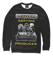 Male sweatshirt casting producer Brazzers