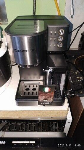 Coffee maker Polaris PCM 1536e adore supplier appliances for kitchen|Coffee Makers|   - AliExpress