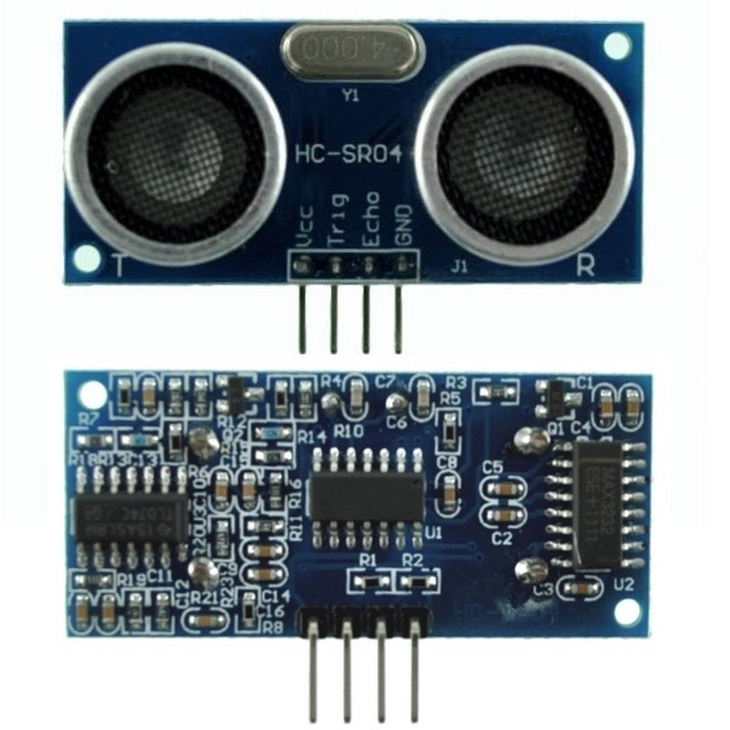 цена на Ultrasonic Module HC-SR04 Distance Sensor For Arduino