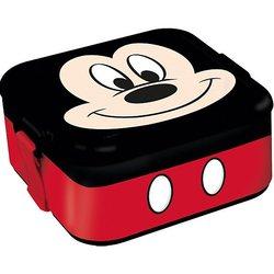 Mittagessen box kunststoff Stor Mickey mouse