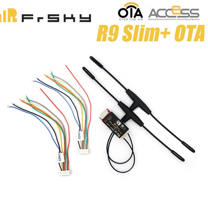FrSky R9 Slim+ OTA 900MHz/868MHZ ACCST 6/16CH Long Range Telemetry Receiver