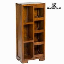 Półki Mindi wood (105x45x35 cm) poważna kolekcja linii od Craftenwood na