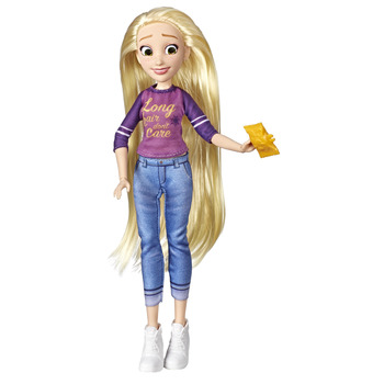 Doll Rapunzel Disney Ralph against the Internet