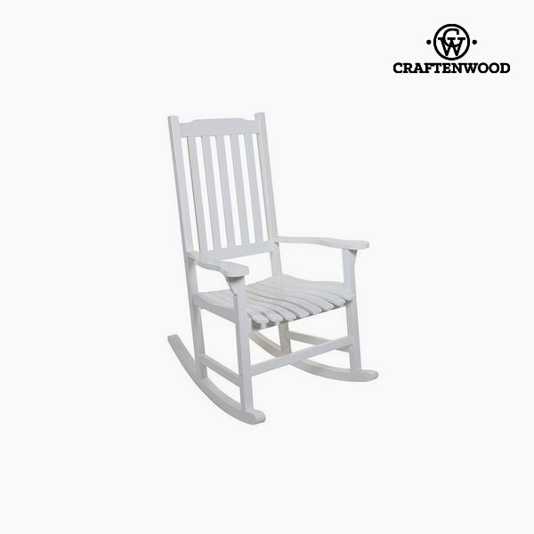 Rocking Chair (116 X 87 X 68 Cm) Aspen Wood