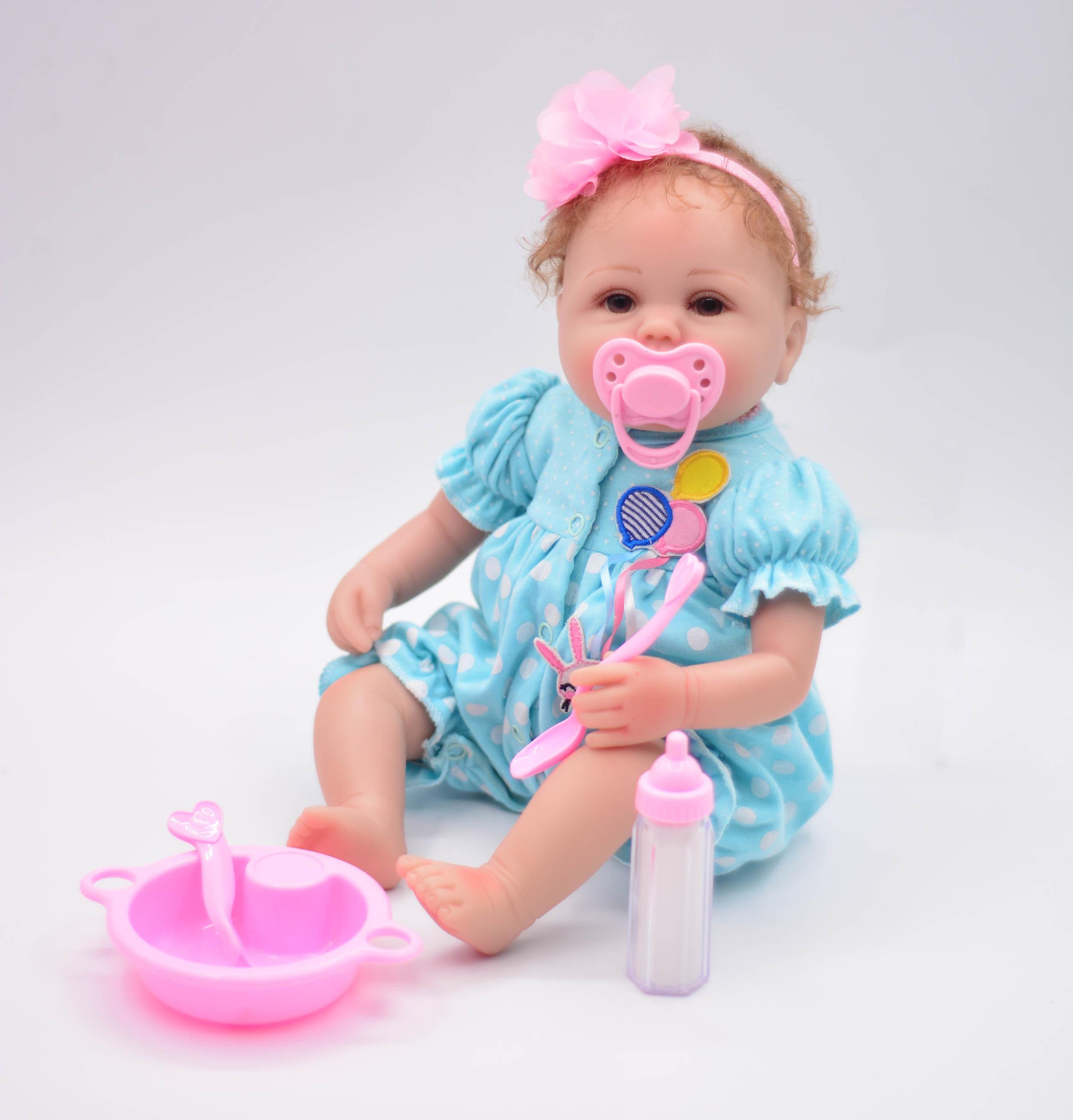 40 cm arc coiffure bébé poupée super mignon lol poupée bébé jouet anniversaire surprise cadeau pour garçons et filles
