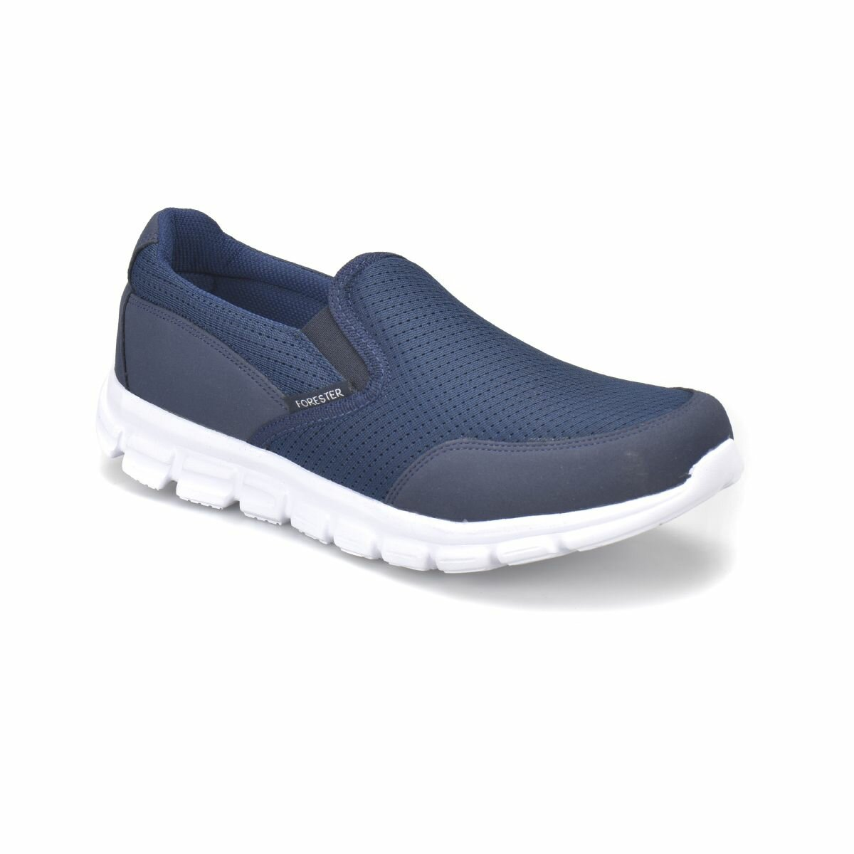 FLO LG-10 Navy Blue Men 'S Shoes Forester