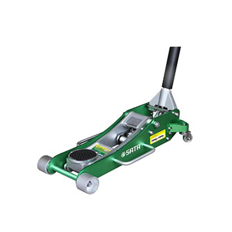 SATA 97821 For Jack 1,5т (hydraulic) Rolling (85-470mm) Practical Heavy Horizontal Hydraulic Jack