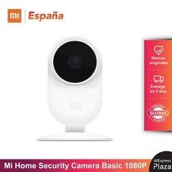 Xiaomi Mi Basic Home Security Camera Xiaomi Mi 1080P  obiektyw ultra-kątowy 130  wykrywanie AI  funkcja Talkback  oryginalny globalny