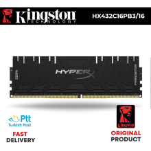 KINGSTON HyperX PREDATOR 3200MHz 8GB / 16GB DDR4 PC RAM HX432C16PB3/16 HX432C16PB3/8