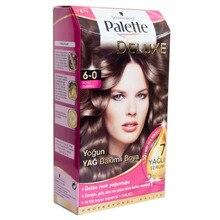 Палитра краска для волос 6-0 Темно-осенняя