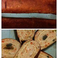 豆皮鸡肉皮蛋卷的做法图解9