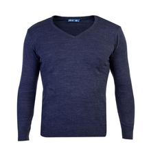 Kigili V-Neck Pullovers Long Sleeve Sweaters V Neck Pullovers Men Autu