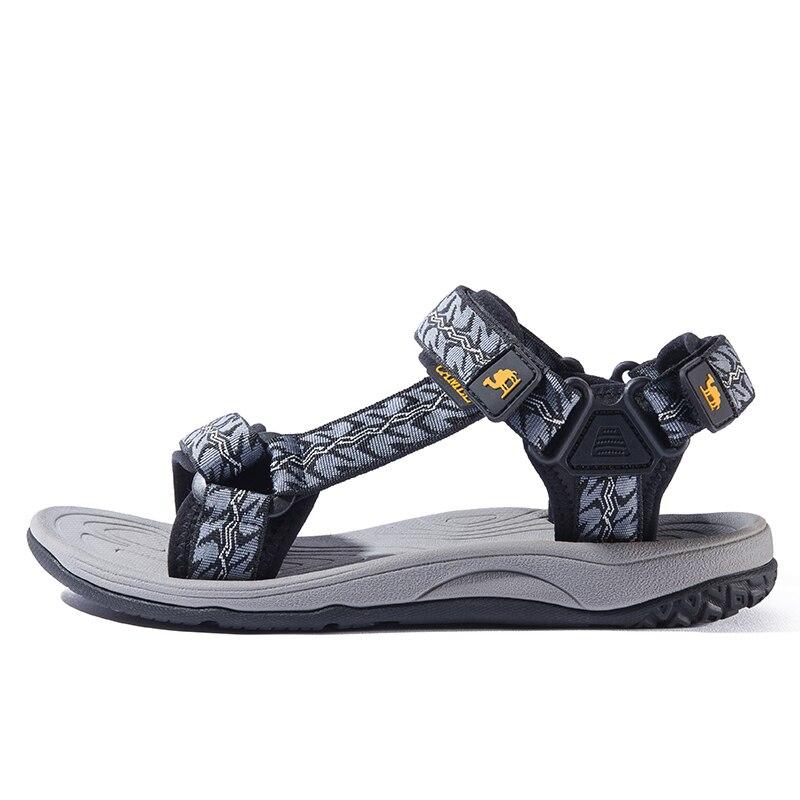CAMEL Men's Sandal New Wading Men Shoes Lightweight Breathable Non-slip Outdoor Sandals Beach Shoes Sandals Men Summer Hiking 4