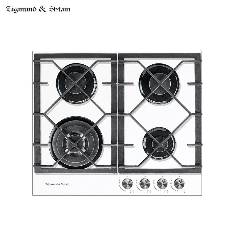 Bulit-in Gas Hobs Zigmund & Shtain MN 175.61 W Home Appliances Major Appliances Bulit-in Hobs Hob Box