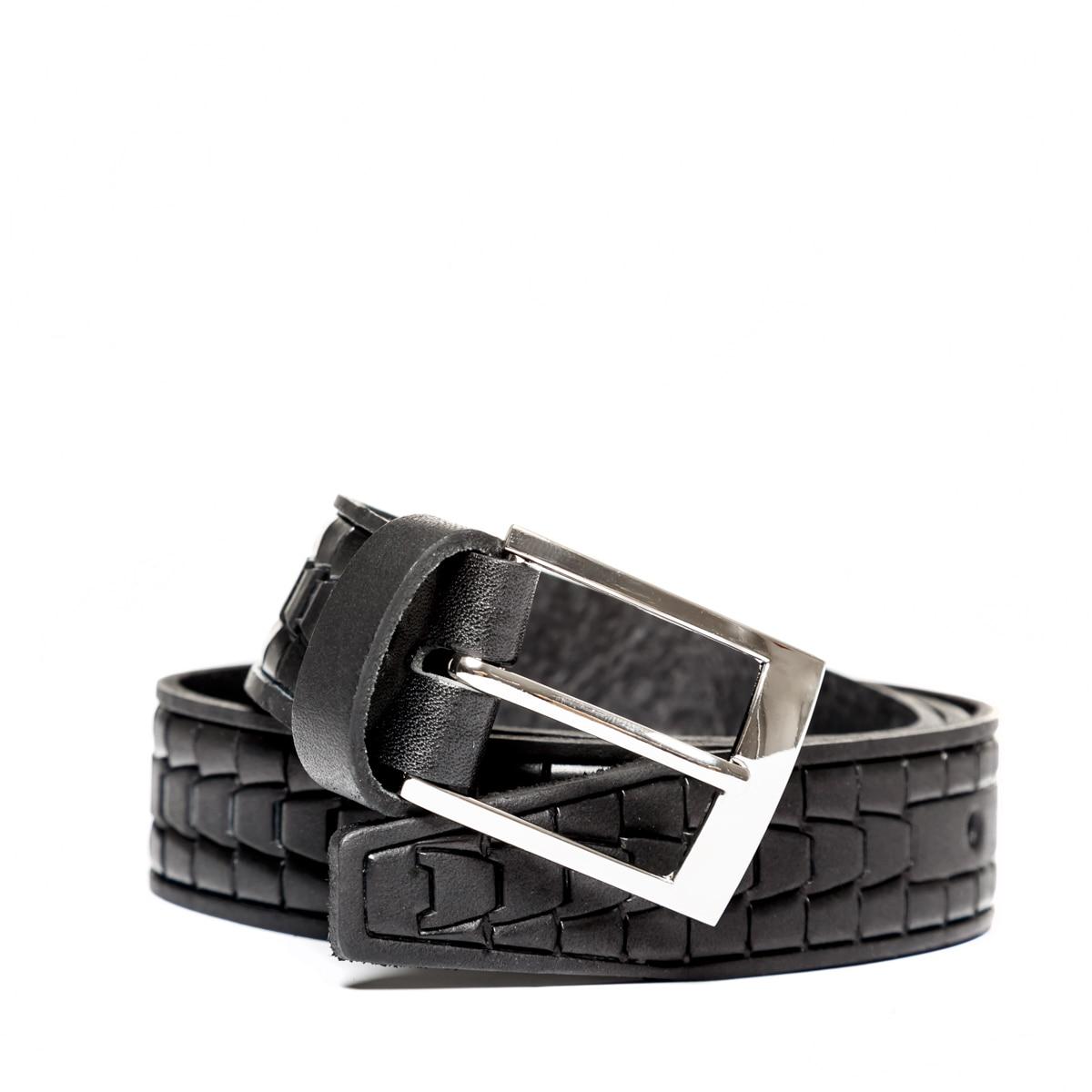 LAKESTONE belt leather teen Kiln Black for boys belt leather men s carpenter cr700 7 6 black black