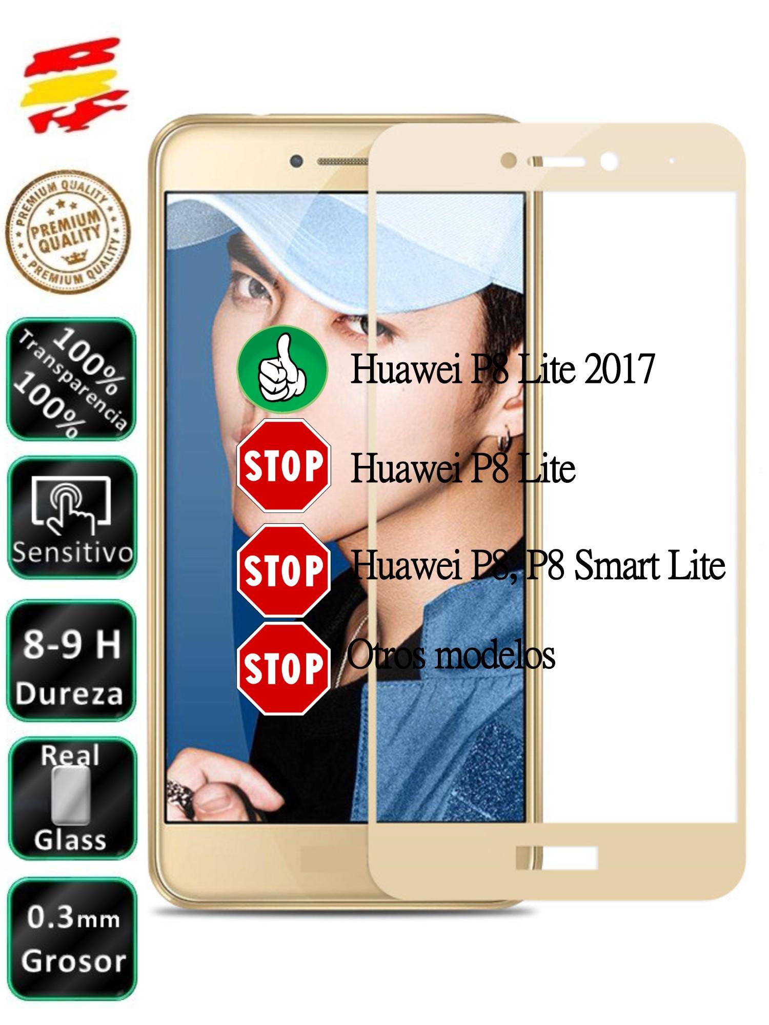 Protector Huawei P8 Lite 2017 Dorado Completo 3D Cristal Templado de Pantalla 3D HD vidrio templado para Apple Watch protector de pantalla Serie 3 2 1 42MM 38MM vidrio para Apple Watch cristal iwatch 5 4 44MM IWatch