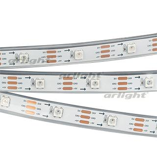 022204 Ribbon SPI-5000P-AM 5V RGB 5060 150 LED X1, 2812) ARLIGHT 5th