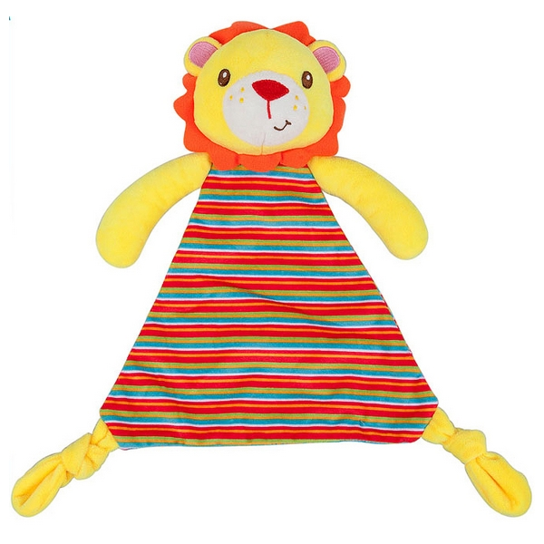 Baby Comforter Nenikos Lion +3m 112177