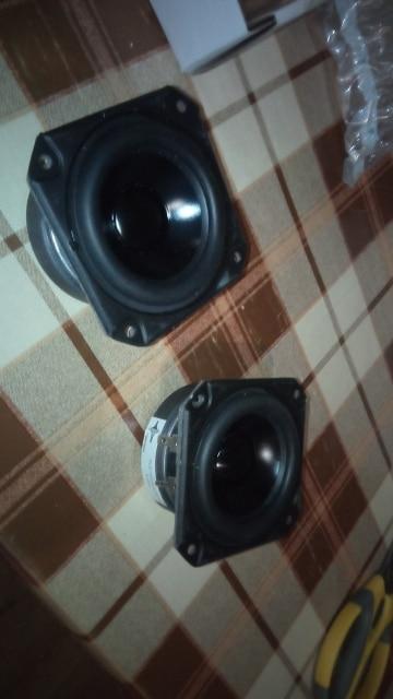 GHXAMP 3 INCH Bass Full Range Speaker Woofer 4OHM Waterproof Tweeter Mid Low frequency For Peerless Speaker Bluetooth DIY 40W|inch 4ohm|range speakerfull range speaker - AliExpress