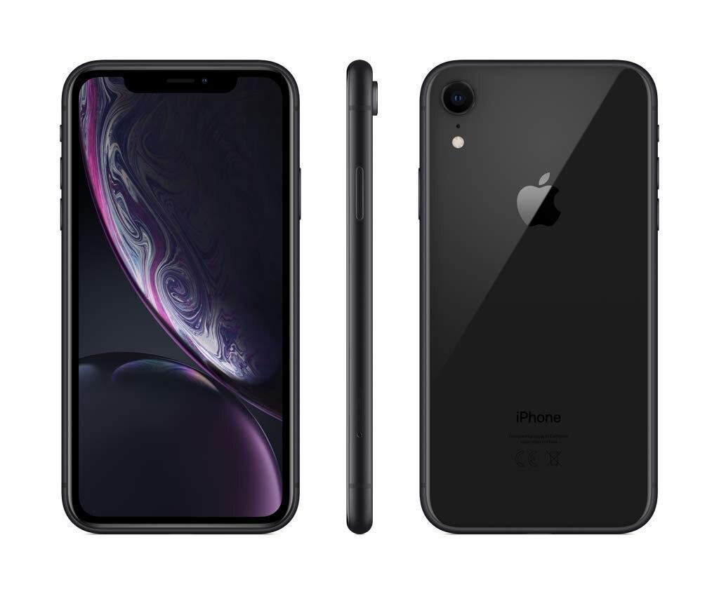 Apple iPhone XR (UE). Bande 4G/LTE/Wi-Fi, 128 go de mémoire interne, 3 go de mémoire vive, 15,5 cm (écran 6.1