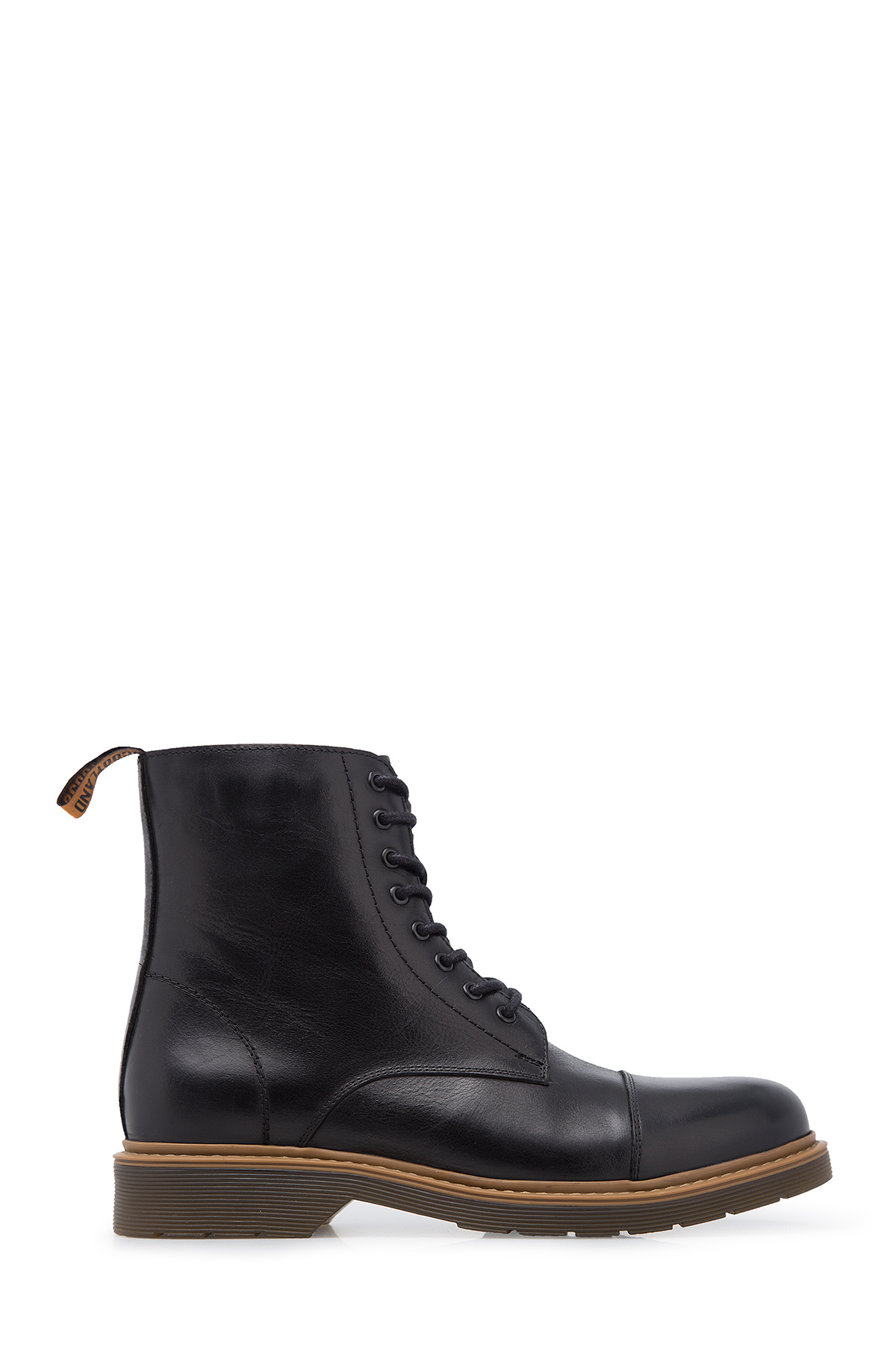 Scootland Leather Boots MEN 'S BOOTS 15201504