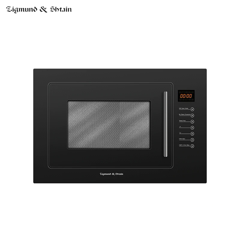 Built-in Microwave Oven Zigmund & Shtain BMO 13.252 B Embedded