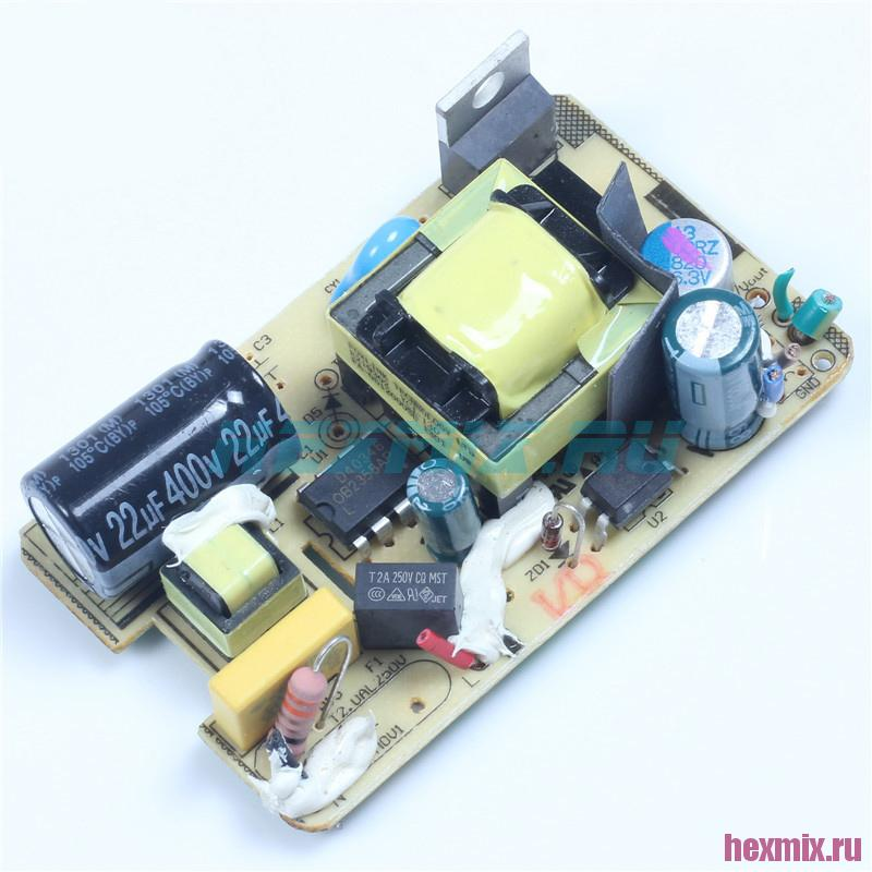 Module-power Supply 5 V 2.5A With Protection From KZ