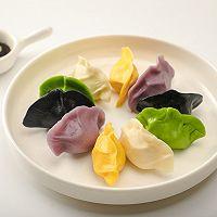 年菜 | 美极五彩海鲜水饺的做法图解7