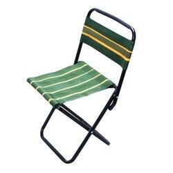 Połowów składane krzesło fotel wypoczynkowy krzesło plażowe krzesło wędkarskie na kemping|Kemping krzesło|Sport i rozrywka -