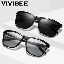 2020 Polarized Photochromic Men Sunglasses Square Women Colo