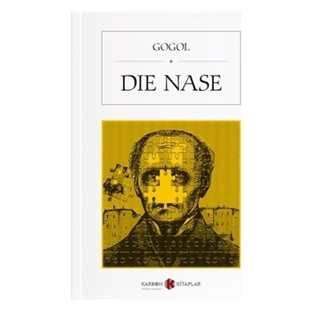 Die Nase - Nikolay Vasilyeviç Gogol - German language Book - Books nikolai gogol die nase