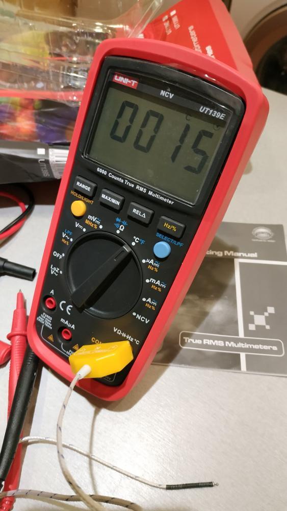-- Temperatura Filtro Função