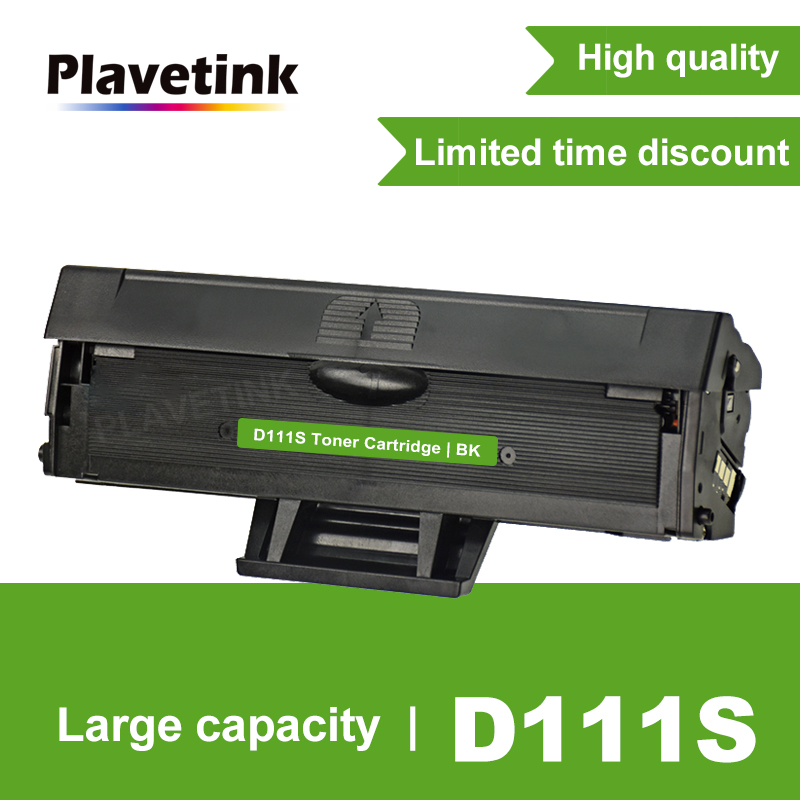 Plavetink mlt d111s toner cartridge for samsung 111 M2020W M2022 M2022W M2070 M2070FW M2070W M2071FH laser printer|Toner Cartridges| |  - title=