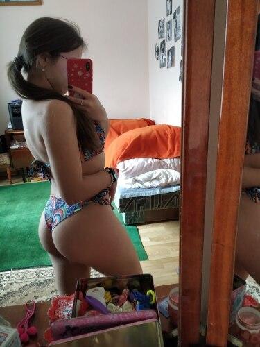 AUYLVY Biquini 2019 Ruffled Swimsuit women Ruffled Bandage Split Halter Shower SwimwearSet BeachwearPrint Ruffle Bikini Push Up|Bikini Set|   - AliExpress