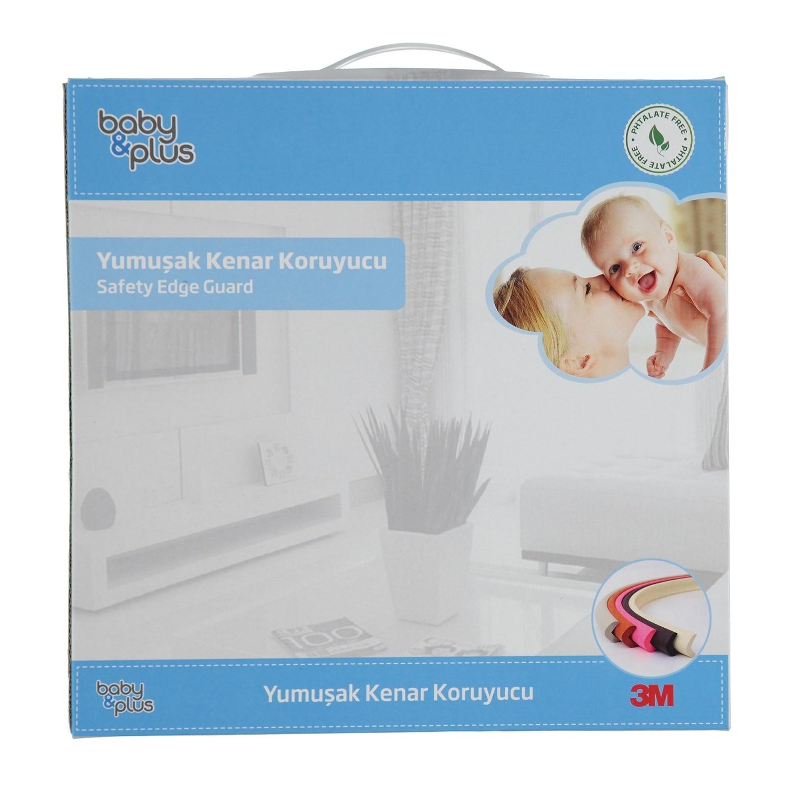 Ebebek Baby&plus Soft Safety Edge Guard 23x23x20 Cm