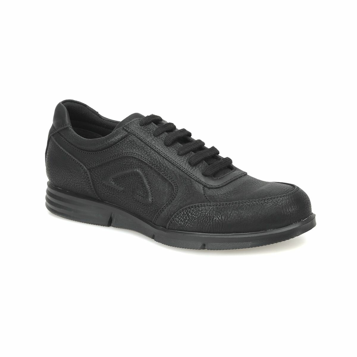 FLO 014-3 Black Male Shoes Oxide