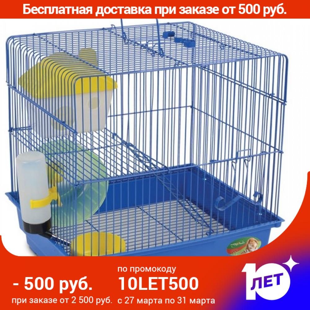 Cage Triol Yd-425 For Rodents, 35x28x34 Cm.