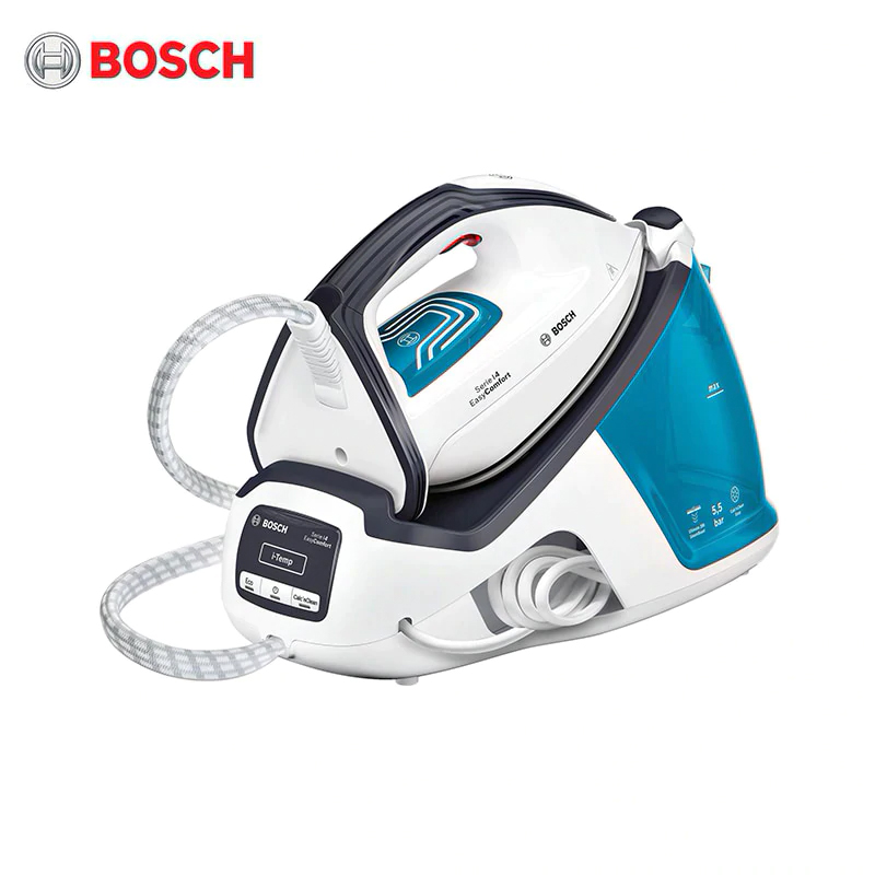 Steam Station Bosch TDS4050 Steam Generator Iron For Ironing Garment Laundry Household Appliances Home Steamer For Clothes Electric