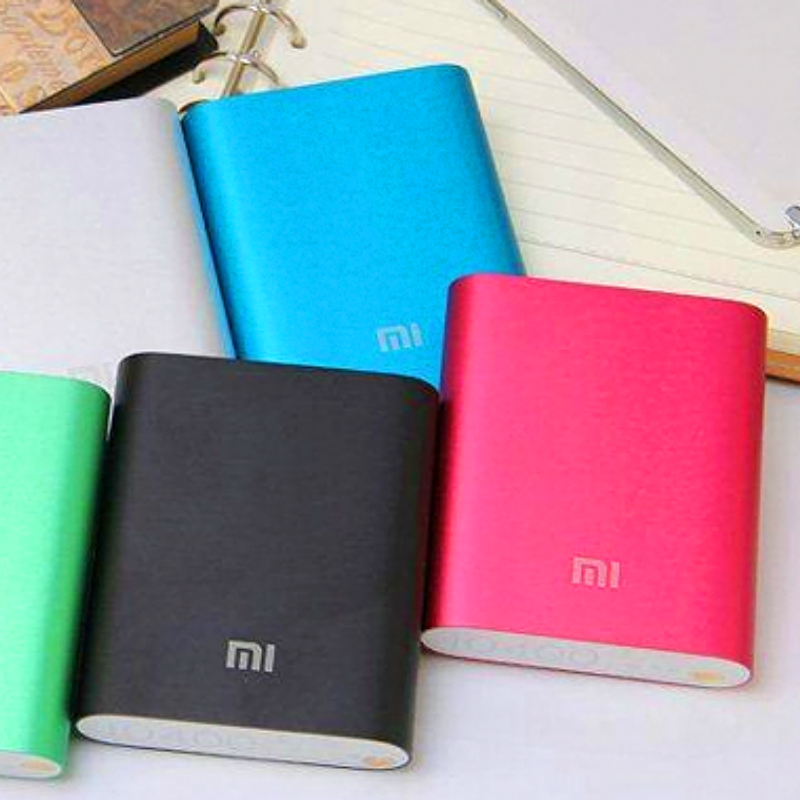 Power Bank Xiaomi 10400, Shipping By RF From 2 To 7 Days, Replica 1:1