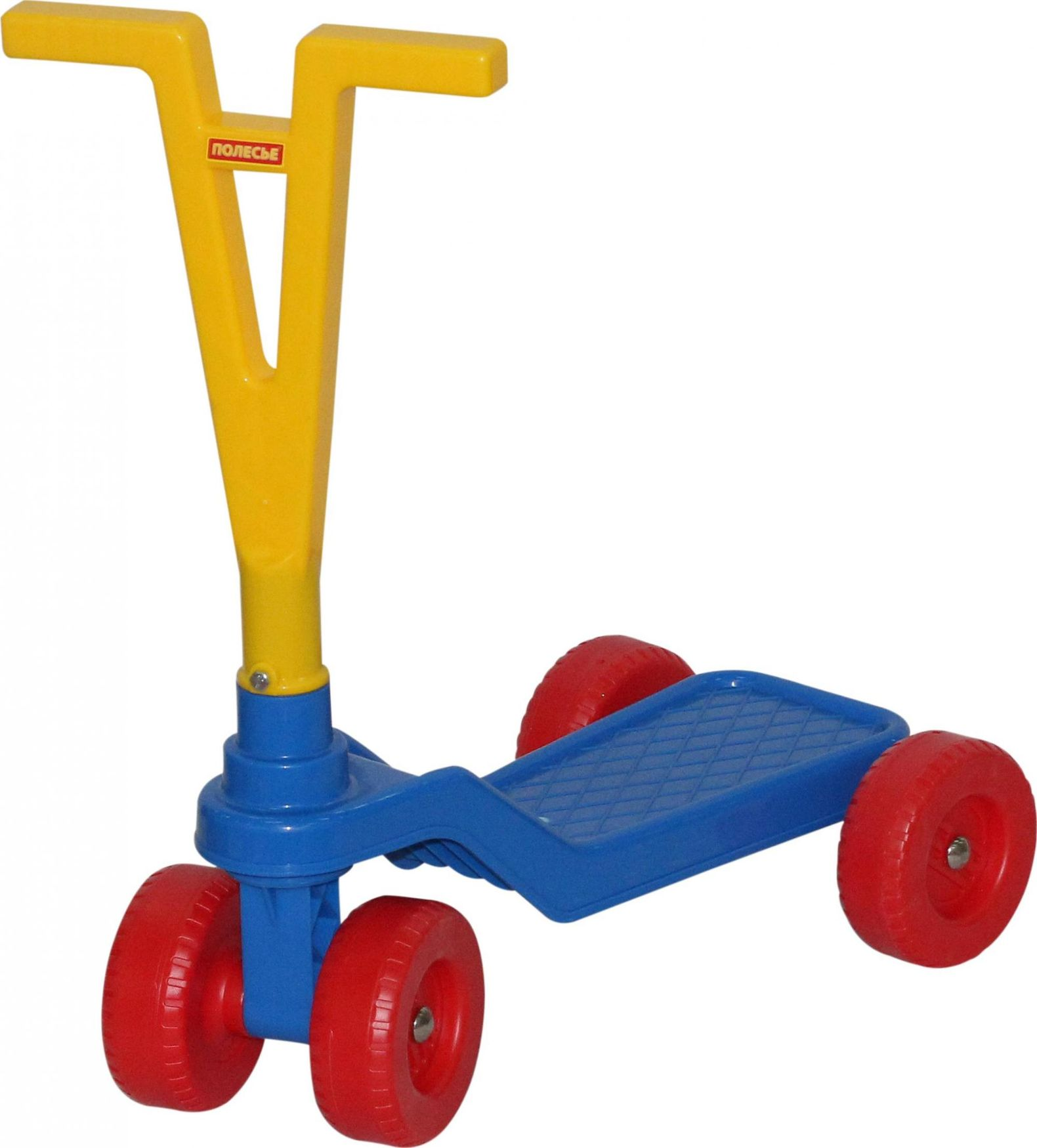 Ride On Cars Polesie Children s four wheeled scooter games for boys and girls for children