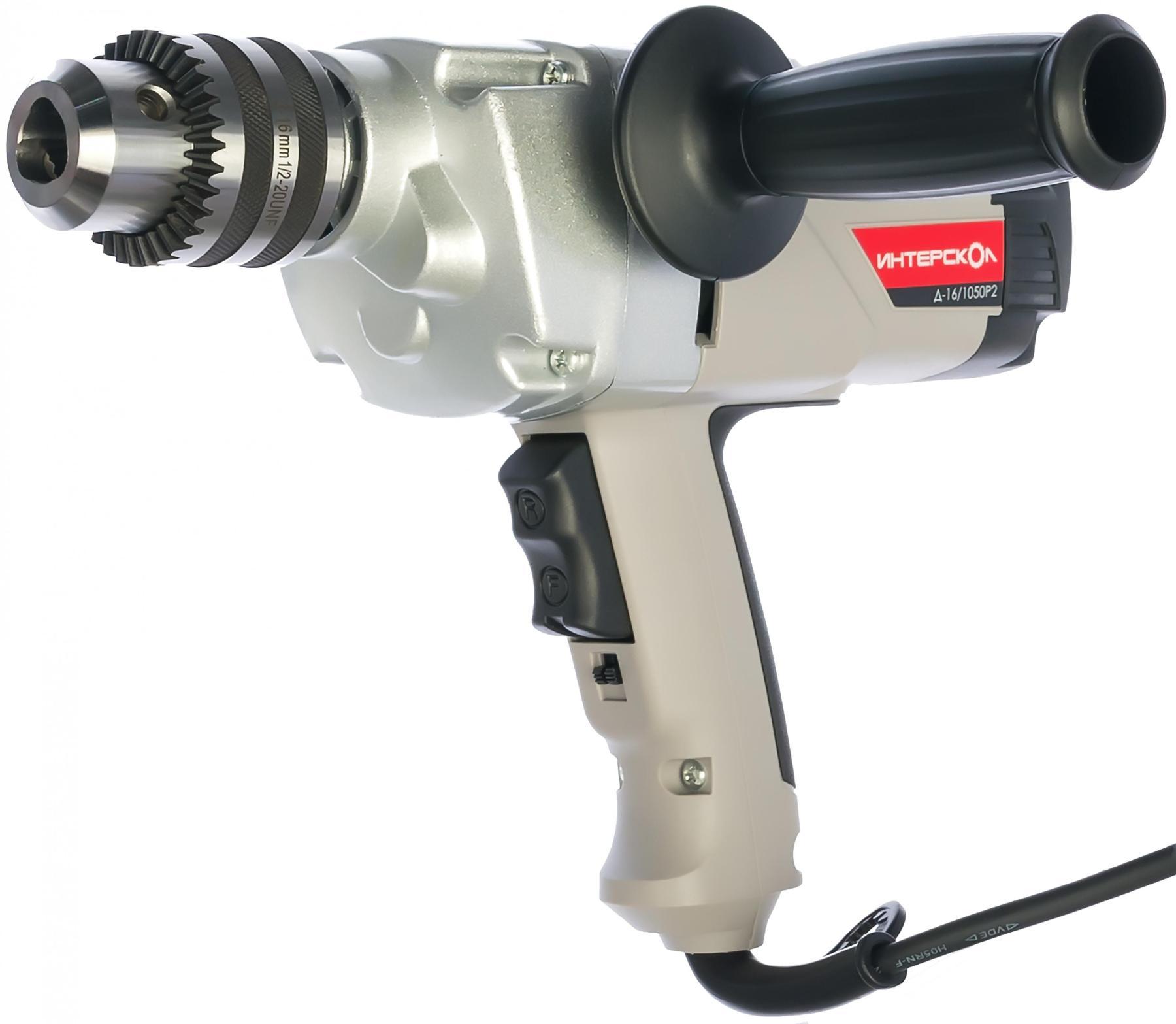 Drill Interskol D-16/1050 P2 (369.1.0.00)