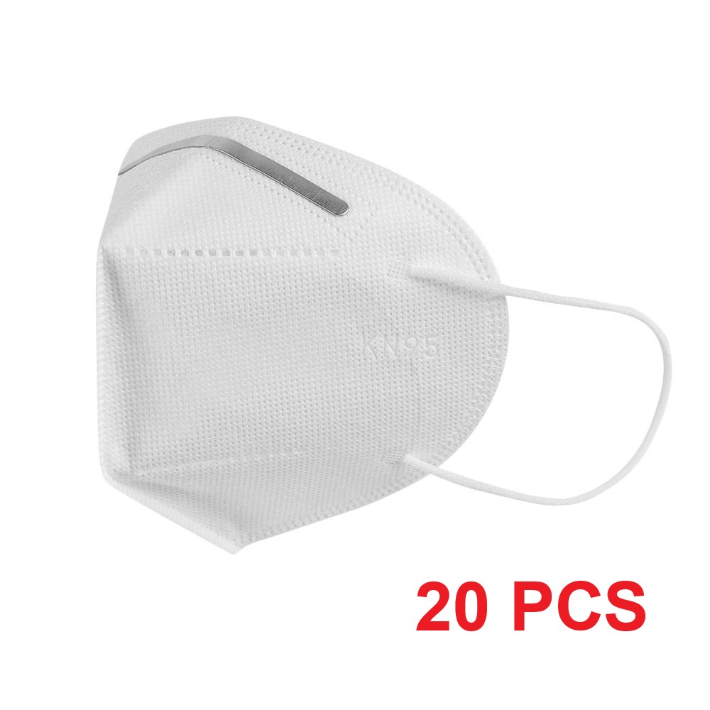5/10/20PC KN95 Face Mask Disposable Respirator For Adults Fast Ship 5 Layer Anti-pollution Anti Dust Breathable Mouth Mask TSLM1 1