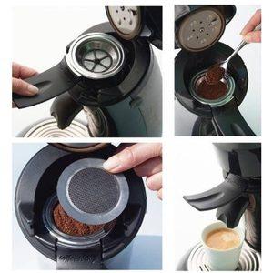 Coffeduck Senseo, attach for ground coffee Scanpart