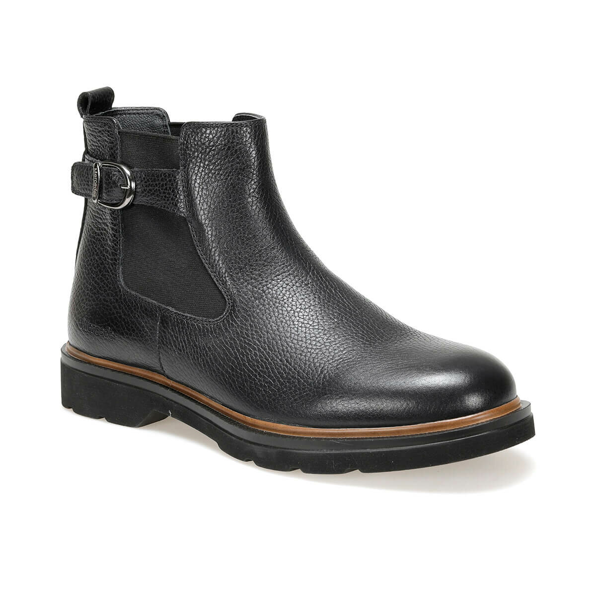 FLO JOSH 9PR Black Men Boots MERCEDES
