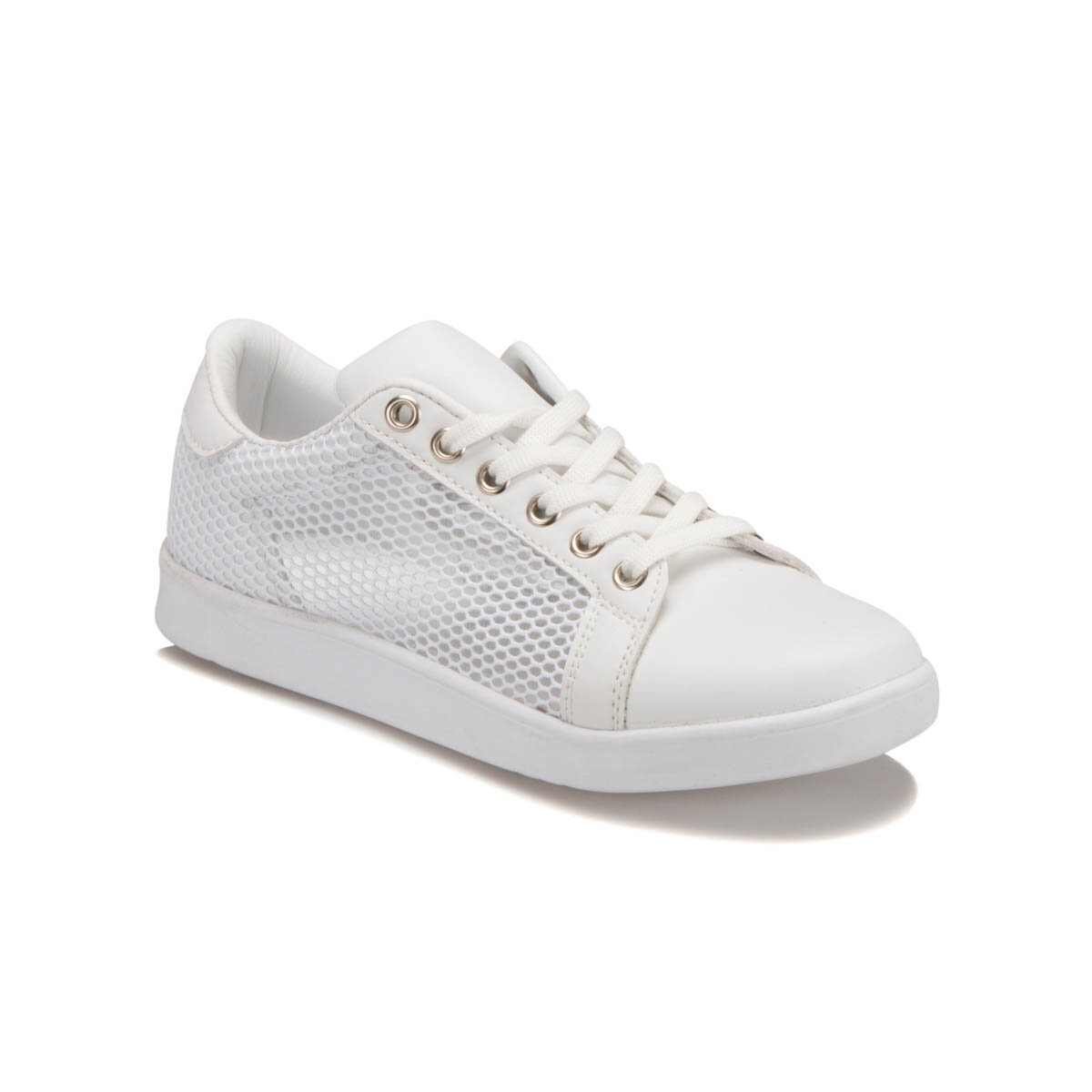 FLO N9002 White Women 'S Sneaker Shoes Art Bella
