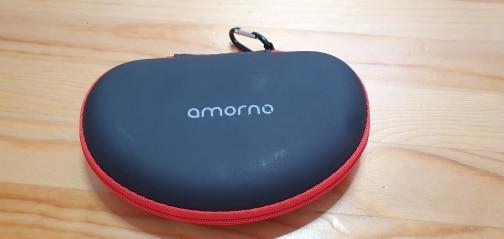 Amorno Neckband Earphones Wireless Fone Bluetooth Headphones with Mic Handsfree TWS Earbuds Noise Canceling Headphone Headset|Bluetooth Earphones & Headphones|   - AliExpress