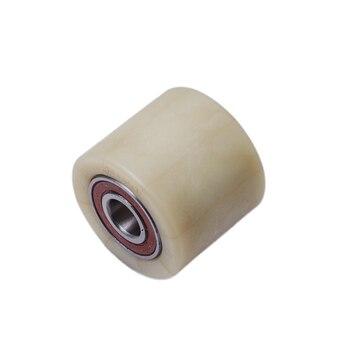 Roller polyamide (nylon) subfork for rochli ø70x60mm.